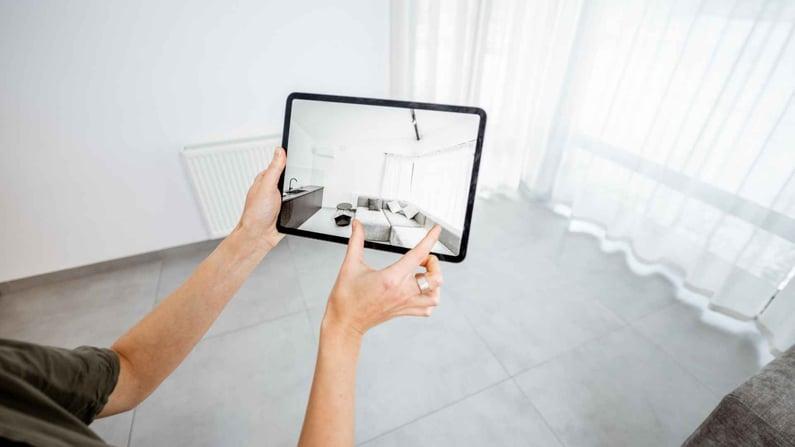 AR with iPad