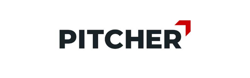 Pitcher logo 800x250