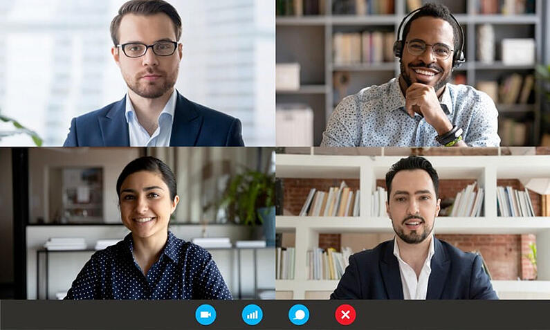 remote-meeting-four-people